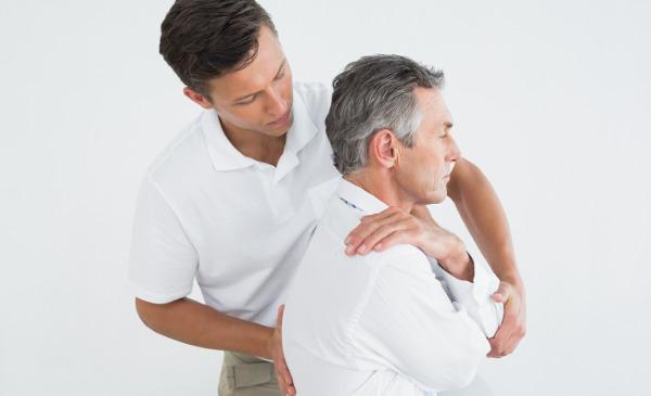 доктор и пациент болит спина