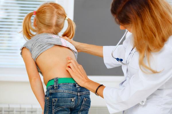 детский остеохондроз