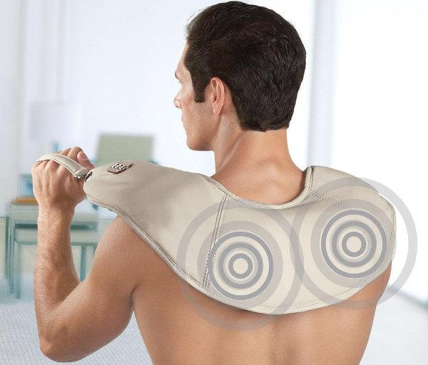Как сделать лечебный массаж спины 52