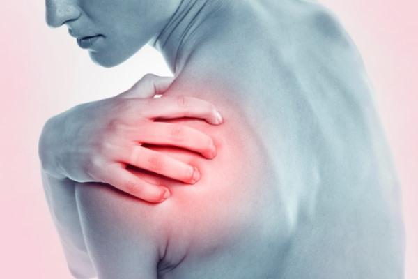Острый артрит, боль в плечевом суставе
