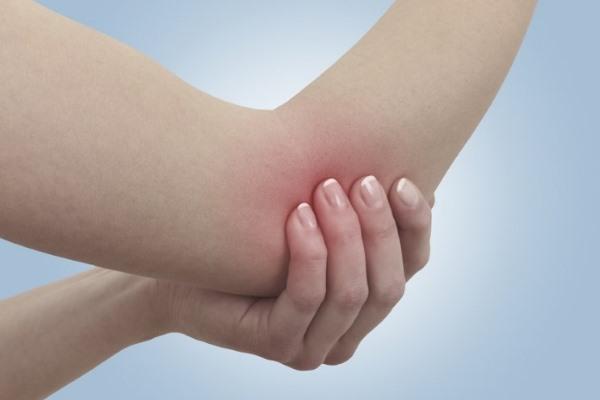 Симптомы артрита локтевого сустава, боль в локте