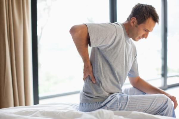 Ревматическая боль в спине