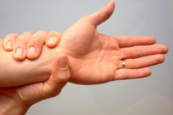Кисти руки