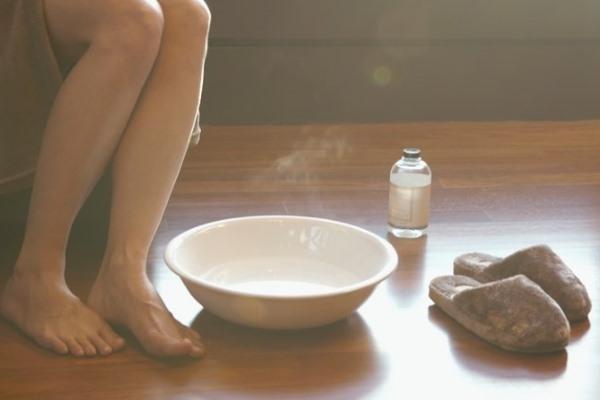Ванночка для ног при артрозе