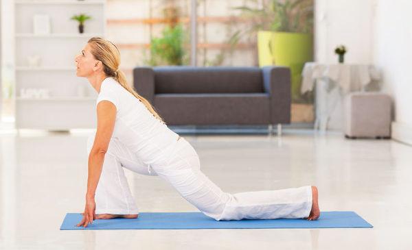 упражнения пи остеохондрозе