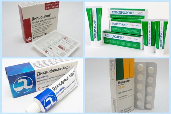 Лекарства от артроза