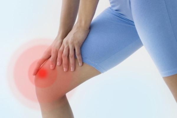 Супрапателлярный бурсит коленного сустава