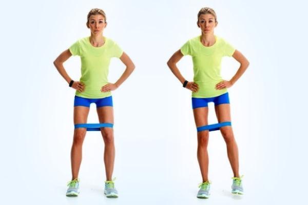 Упражнение для коленного сустава